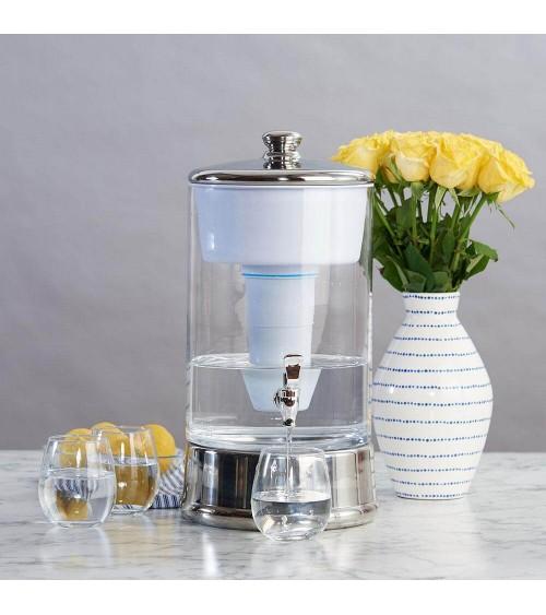 zerowater stiklinis